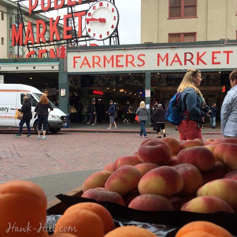 Pike Place Market's Secret Garden