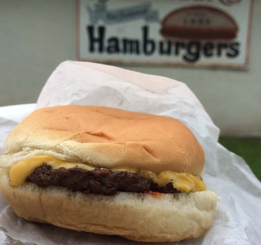 Whistler hambugers carthage, mo