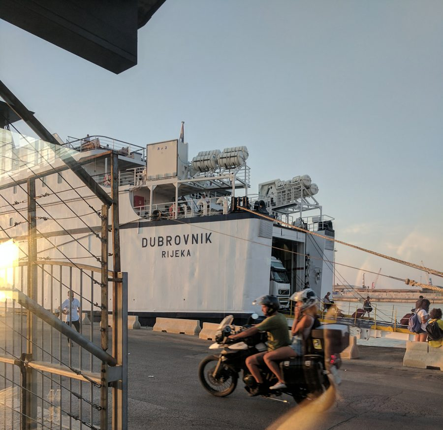 Jadrolinija Croatian Ferry - What to Expect