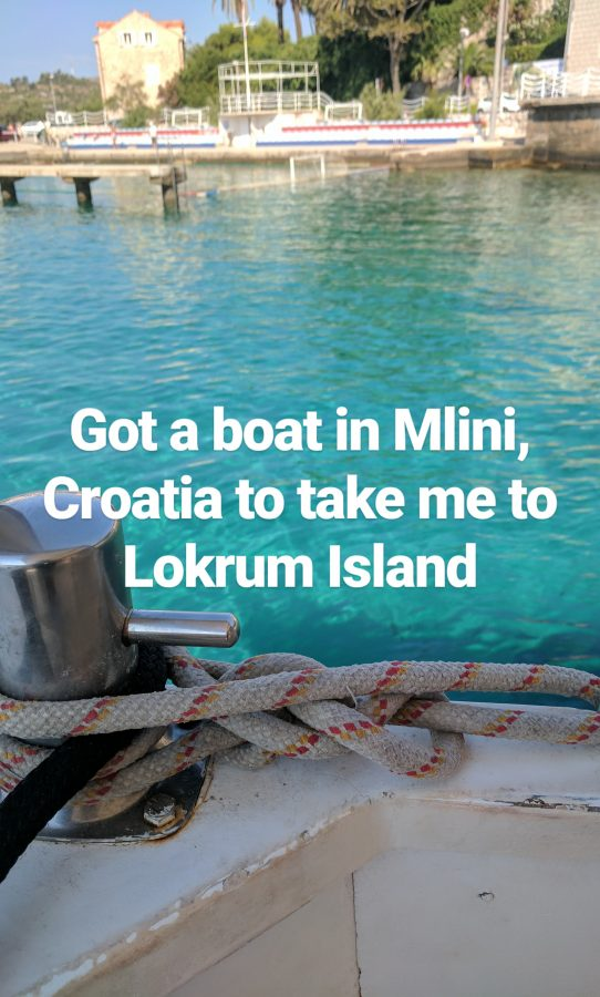 Lb international travel instagram lokrum dubrovnik 036