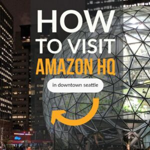 Secret Seattle: Tips for Visiting Amazon's Campus in South Lake Union
