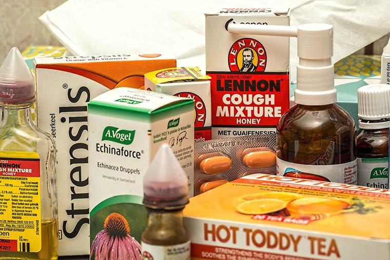 Hh sick solo travel remedy