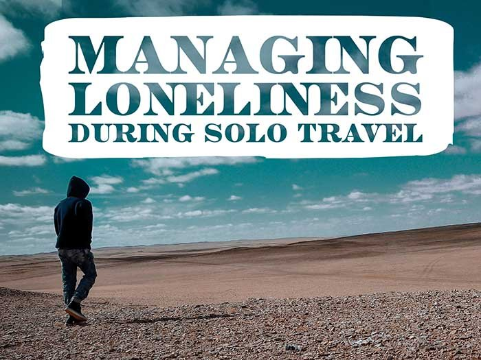 hh managing loneliness solo travel