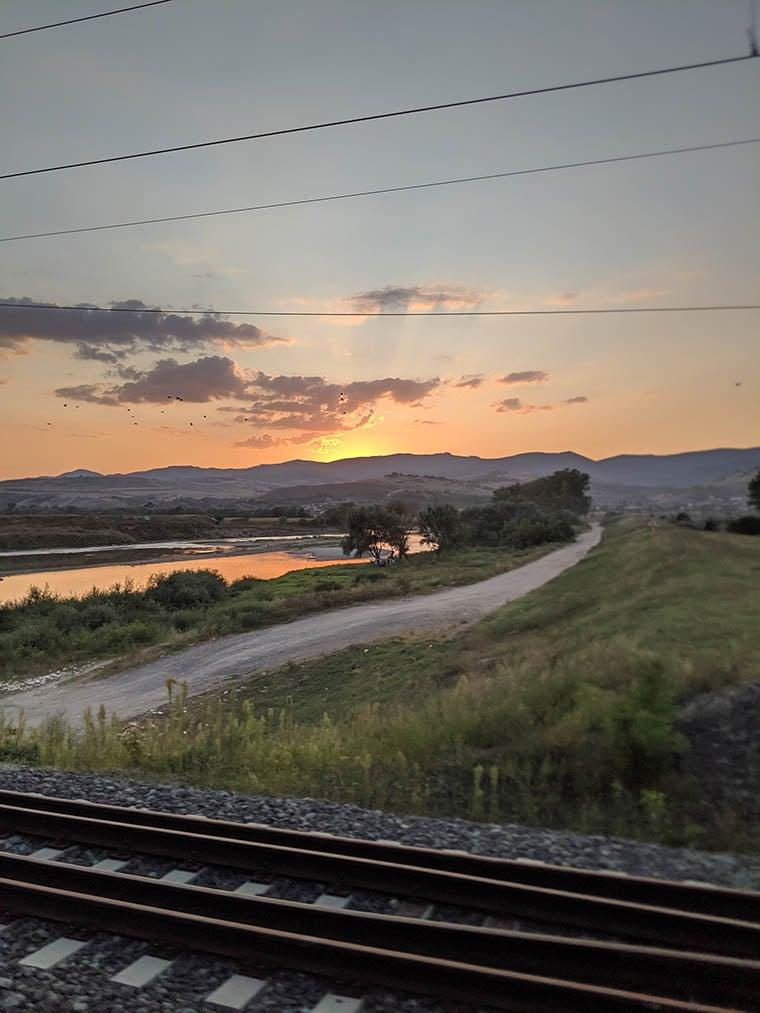 HH romania train 11