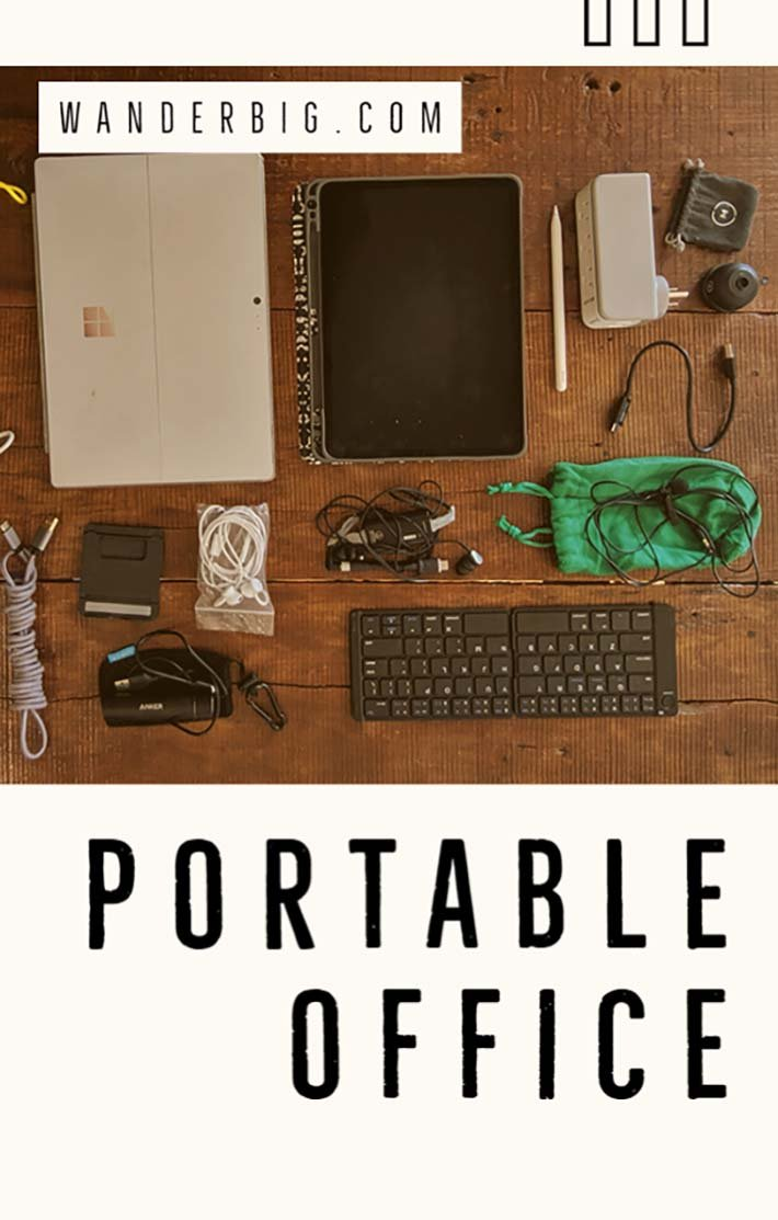 wb portable office tall