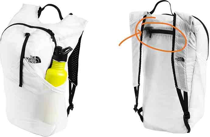 ultralight travel daypack