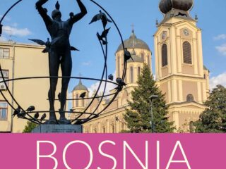 Traveling in Bosnia as a solo female traveler
