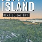 Just a short trip from downtown seattle, jetty island features soft sandy beaches and warm, shallow swimming beaches