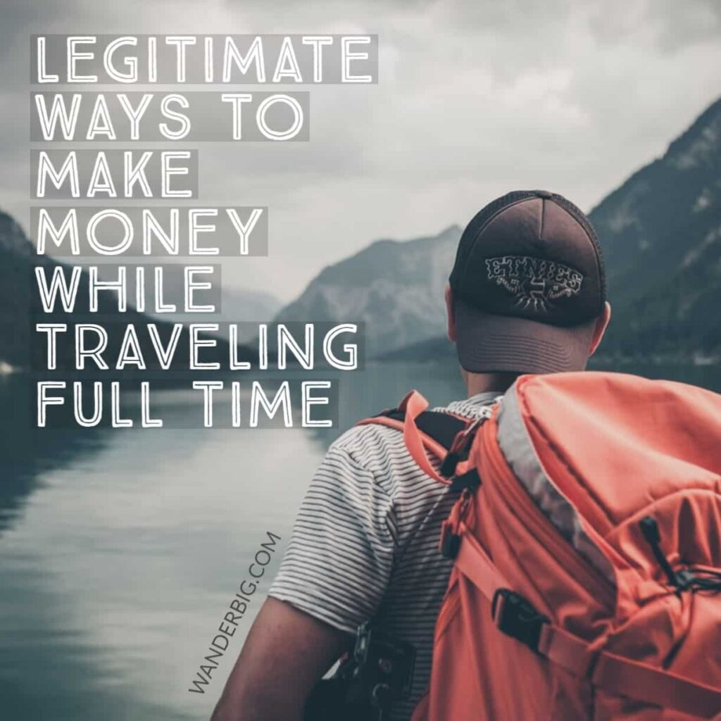 If you plan to try and travel long-term, you'll need a source of income. While some folks are lucky enough to travel on someone else's money or on paid stipends as journalists or social media partners, most of us have to pay our own way – whether that's on credit, savings, or- as this blog post explores- with work opportunities open to travelers. If you don't have a source of income, eventually even the thriftiest of travelers run out of money during international travel. For many travelers, this is the point at which it's time to go home, but in this article, i want to talk about a few novel ways to make money while you're on the road. When you think about making money during international travel, you probably think about working at hostels or picking up odd jobs working in distant locations. Because these types of works bring up issues with work visas, most individuals have a very difficult time getting paid while working abroad and instead are only offered payment in the form of free or discounted lodging.