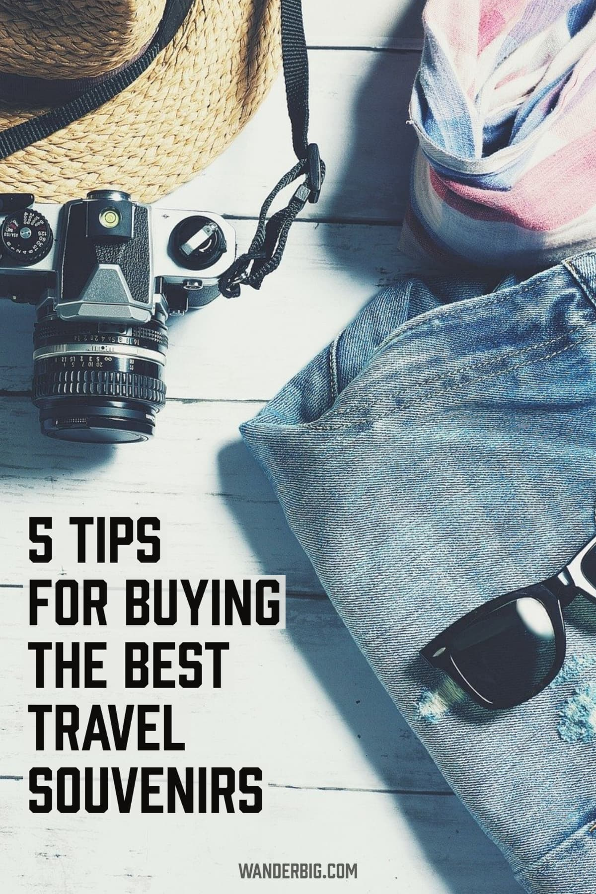 Tips for buying the best travel souvenirs, no matter where you travel.