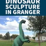 How a daytrip from seattle to granger, wa can get you a family friendly dinosaur building adventure.