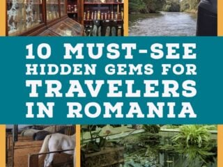 10 must-see Off the beaten path destinations in Romania