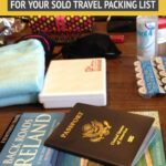 Essentials for any solo travel packing list