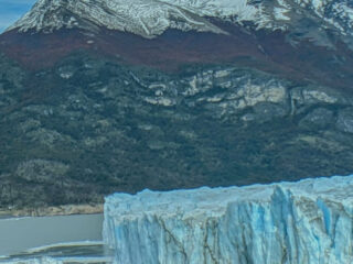 If you are already visiting Patagonia, the Perito Moreno glacier is well worth a visit.