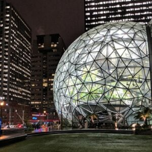 Things to do in south lake union: visiting amazon's seattle campus