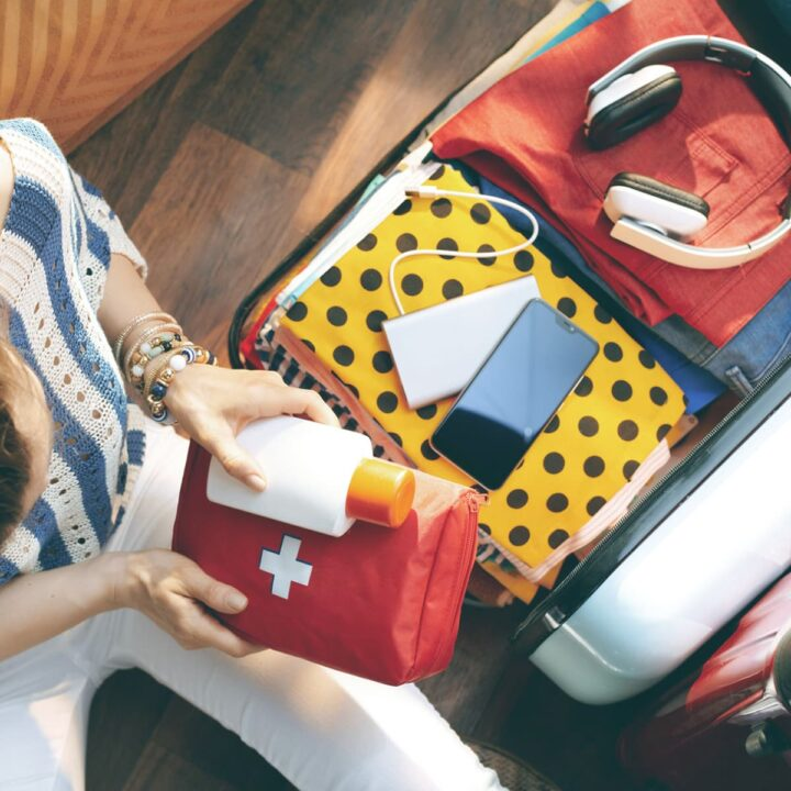 How to pack vitamins and supplements for ultralight carry-on travel