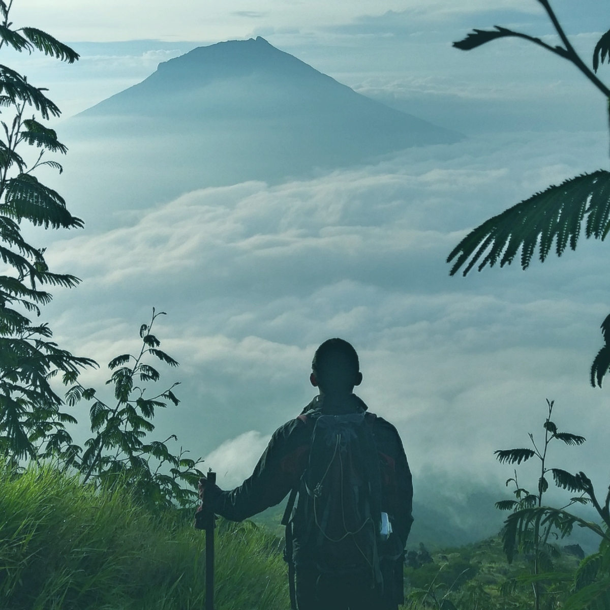 Overcoming the challenges of solo travel.
