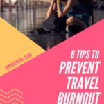 Wb travel burnout pin