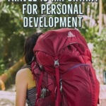 Why travel is important for personal development header image.
