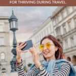 Mental health tips for travel self-care during solo or group international travel
