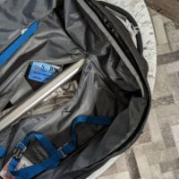 How to hack the liner of your suitcase.