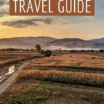 Tourist guide to visiting transylvania and solo travel in romania.
