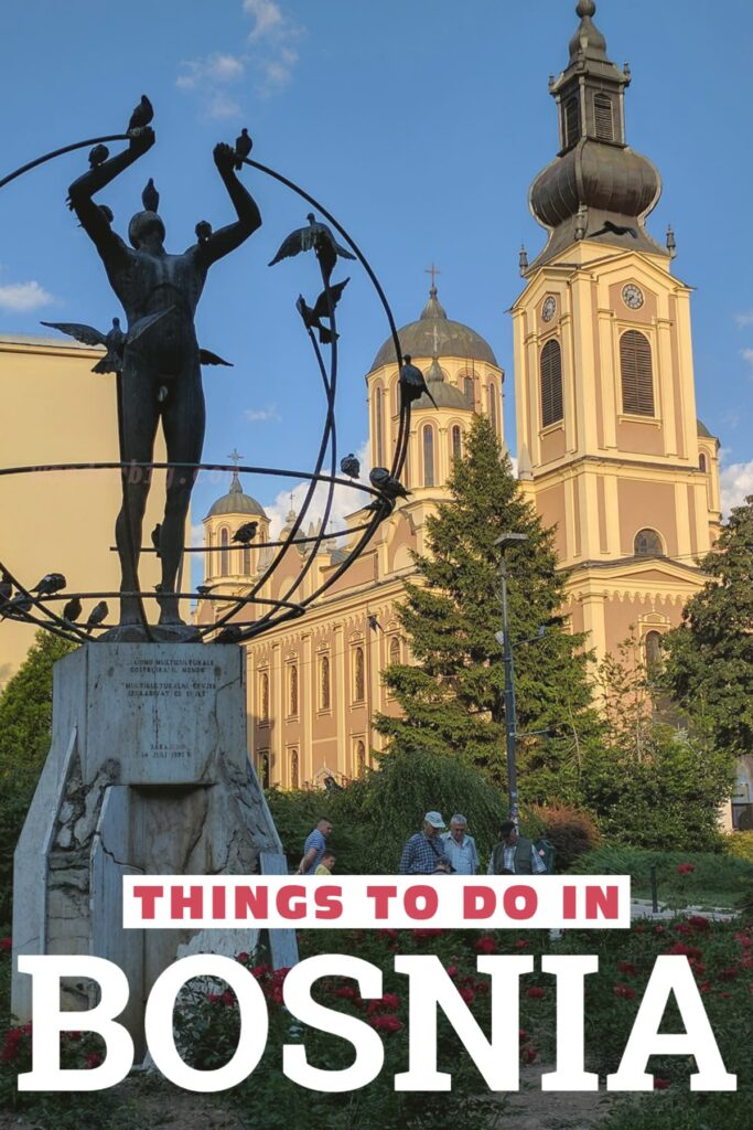 12 things to do in bosnia.