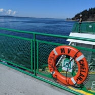 How to get from pike place market to the bainbridge island ferry